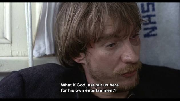 Naked, 1993, Mike Leigh